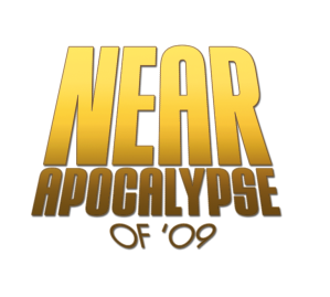 Near Apocalpyse of '09 Logo