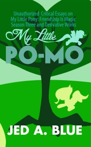 My Little Po-Mo vol. 3 cover
